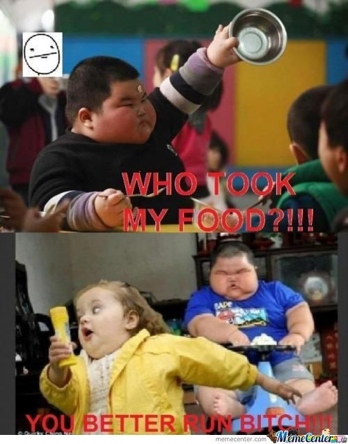 Who Took My Food