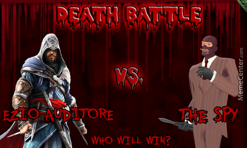 Who Will Win A Death Battle ?