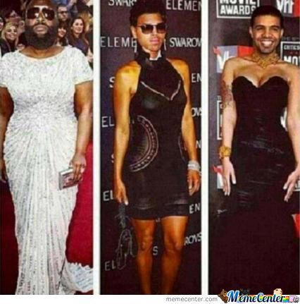 Who Wore The Dress The Best?