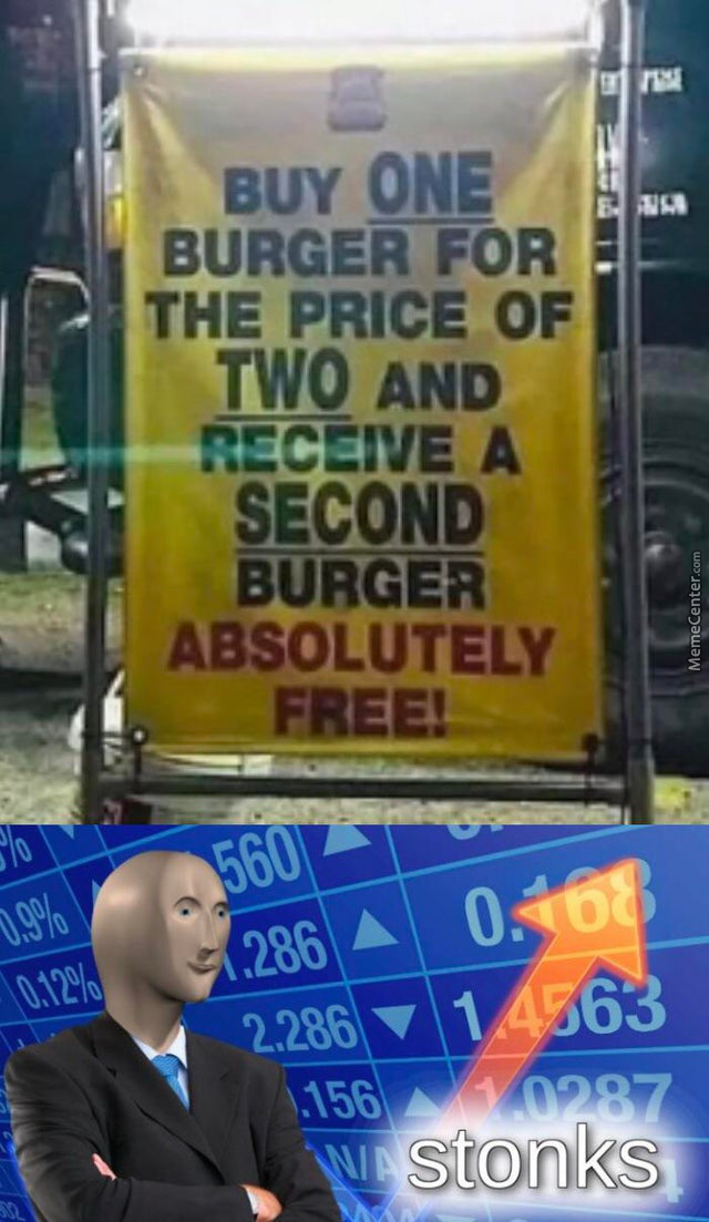 Who Wouldn'T Want Free Stuff?