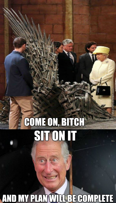 Whoever Sits On The Iron Throne, Will Be Killed One Way Or Another Very Fast