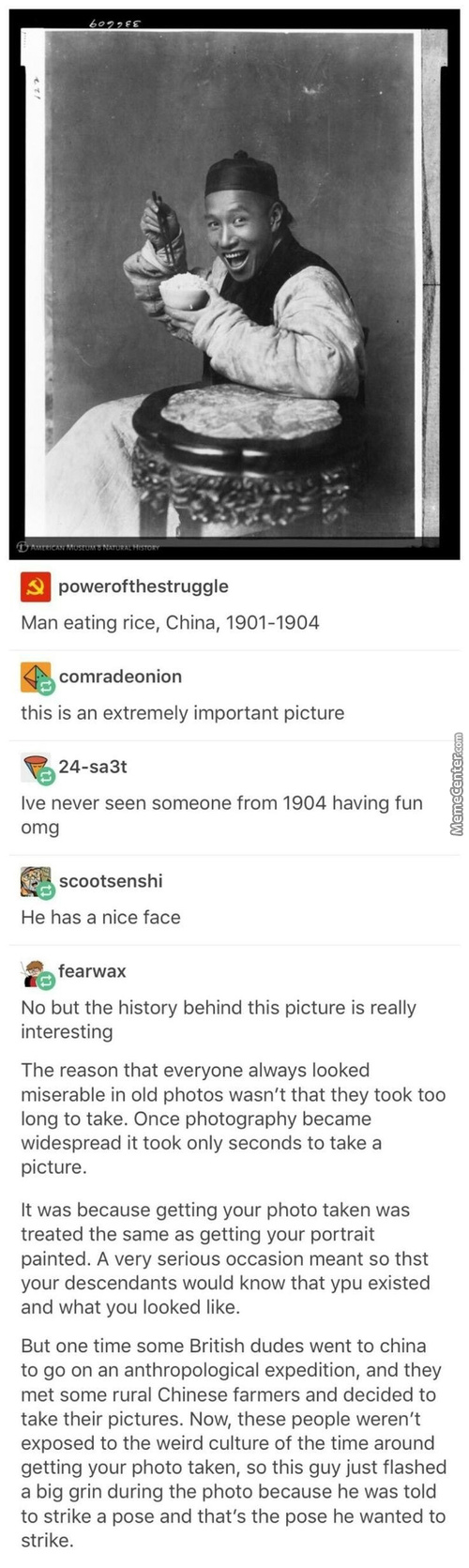Wholesome History