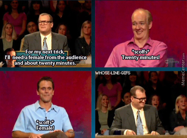 Whose Line Buuurn