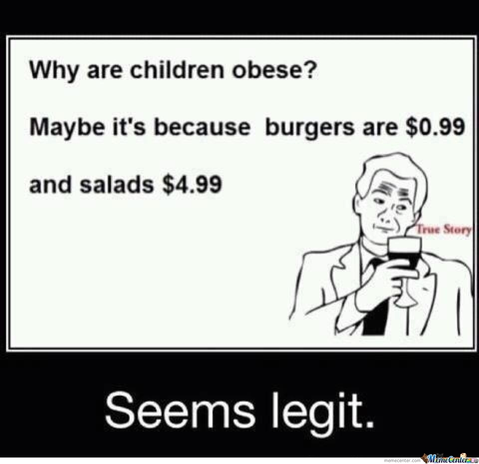 essay on why are children obese