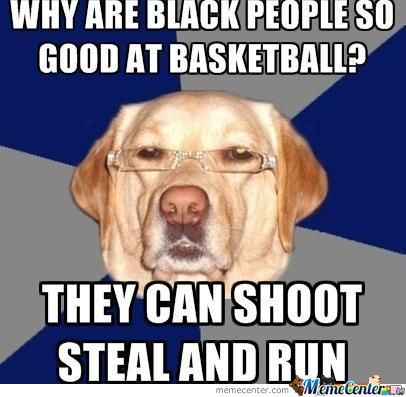 Why Black People Are Soo Good At Basketball