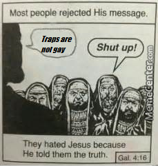 Why Do You Hate Jesus