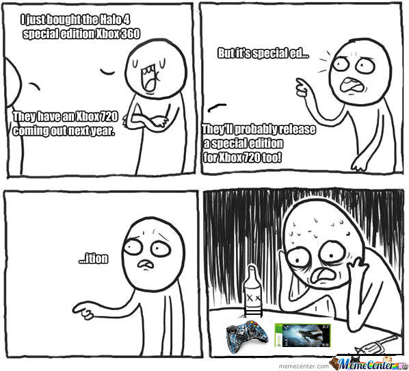 Why I Don't Buy Special Edition Xbox 360's