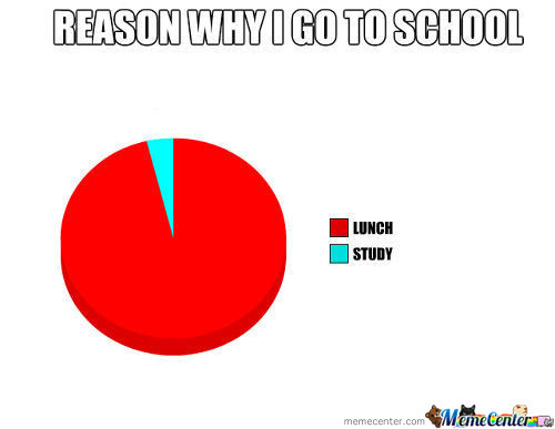 Why I Go To School Every Day