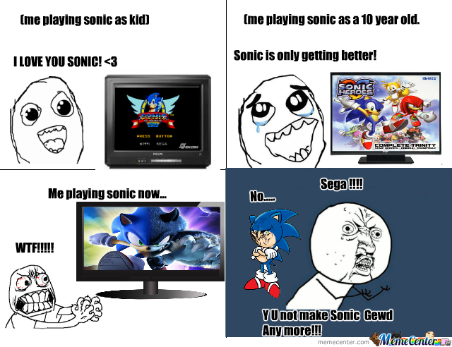 why i hate sega_o_395744 why i hate sega;____; by magicmuffinburglar meme center
