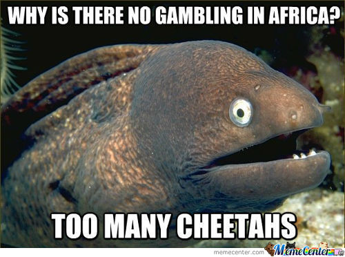 Why Is There No Gambling In Africa?