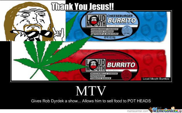 Why Jesus Loves Mtv