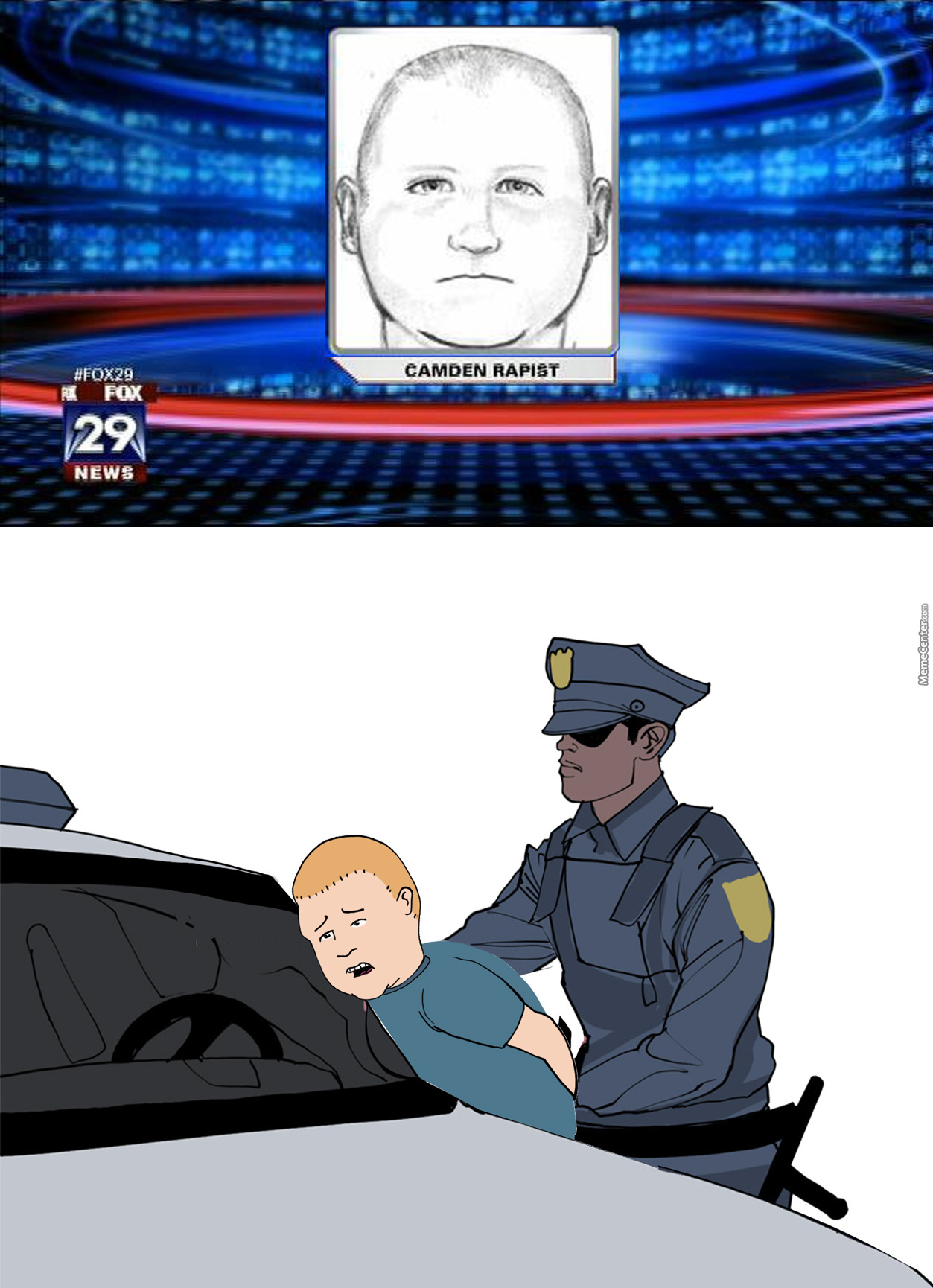 Why Little Bobby?!