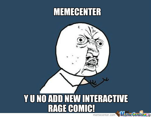 Why Memecenter, Why?!