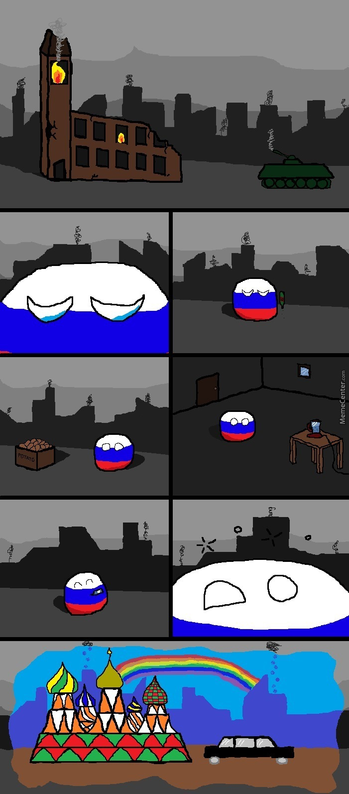 Why Russians Love Vodka