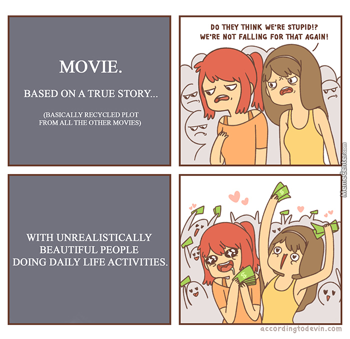 Why We Watch Movies