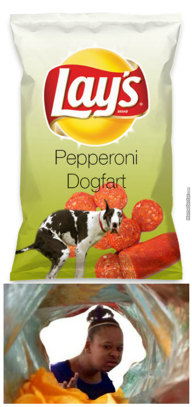 Pepperoni dog farts
