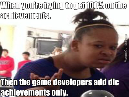 Why You Do This Game Developers?