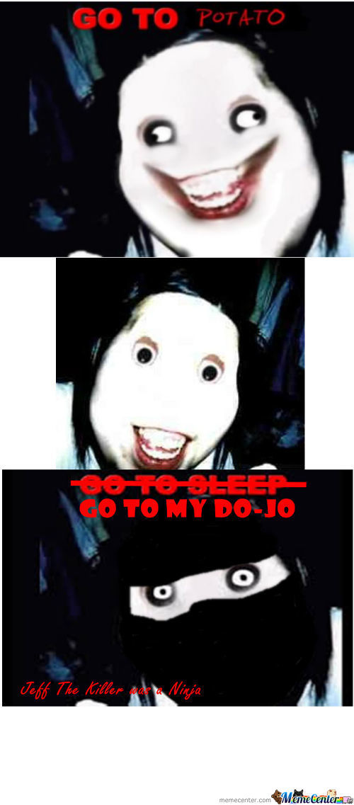 Why You Shouldn't Be Afraid Of Jeff The Killer