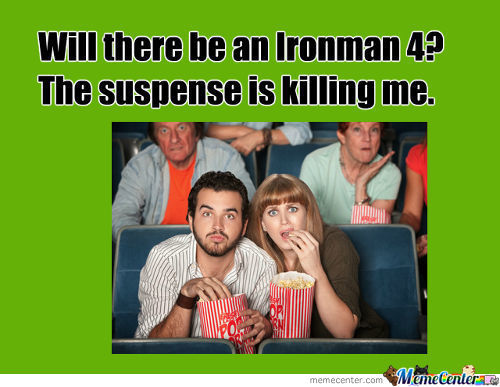 Will There Be An Ironman 4