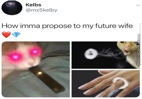 Will You Consider Marrying Me?