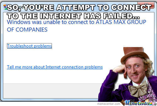 Willy Wonka On Wlan