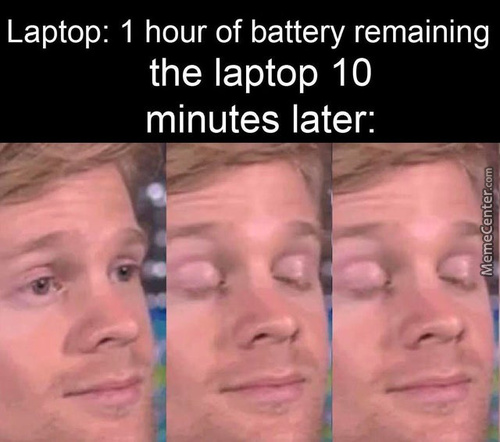 Windows Battery Estimator Is Inaccurate
