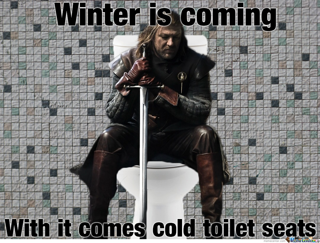 Funny Memes For Winter : Winter is coming by stef4234 meme center