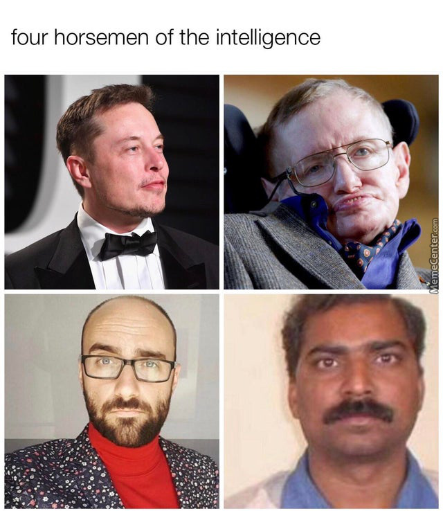 Wise People All Around The World