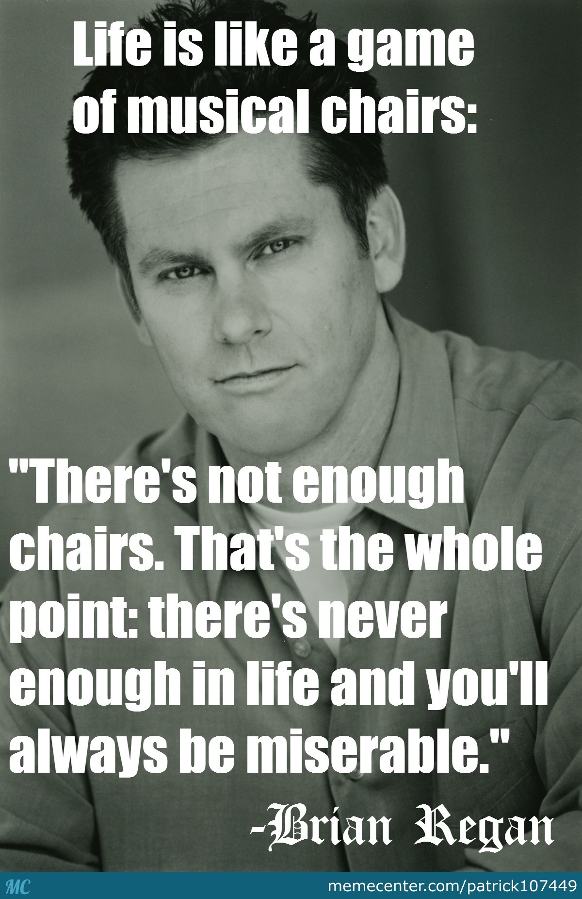Wise Words By Brian Regan By Recyclebin Meme Center