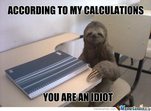wise words from mr sloth_c_269543 sloth memes best collection of funny sloth pictures,Sloth Meme Images