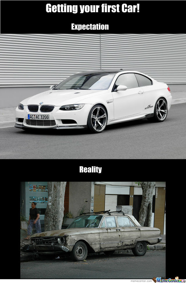 Wish I Had That Bmw