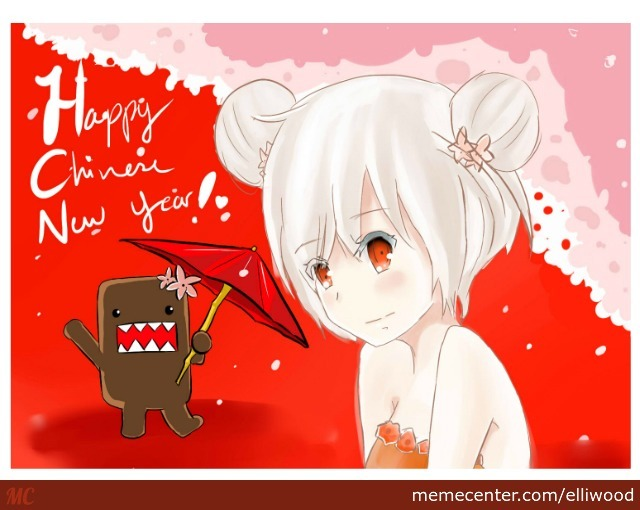 Wish You A Happy Chinese New Year Guise And Red Pockets Plz