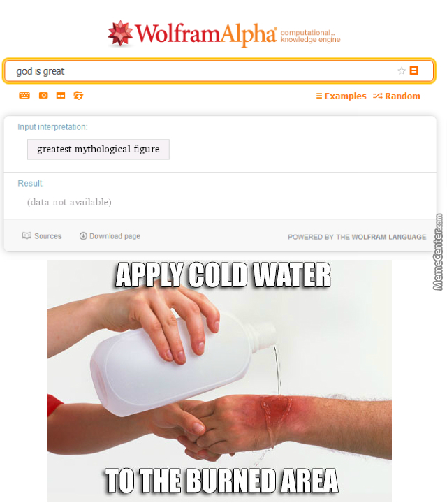 Wolframalpha Best Answear Machine Ever (Especially Science Questions