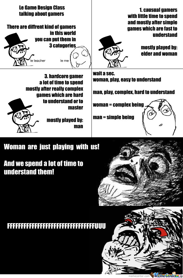 Woman And Man Games
