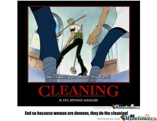 Woman Are Demons