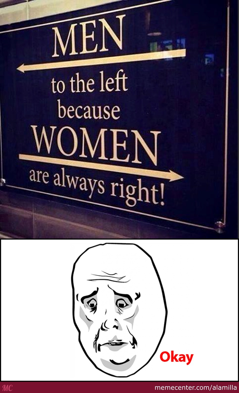 Women A Are Always Right