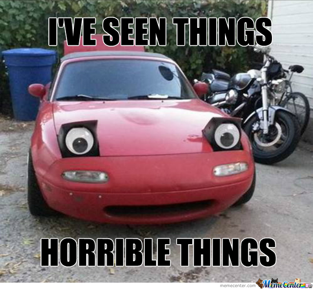 I've Seen Things..