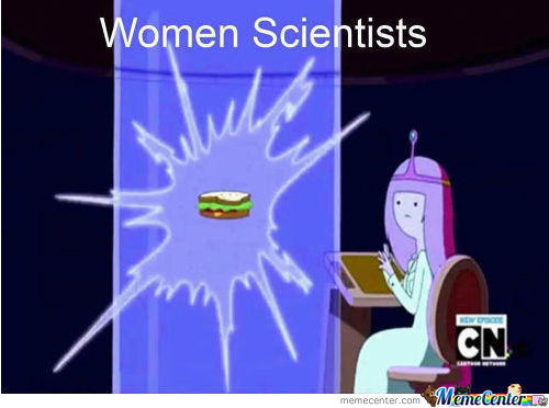 Women Scientist