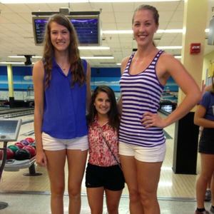 they are tall