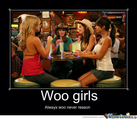 woo girls meme