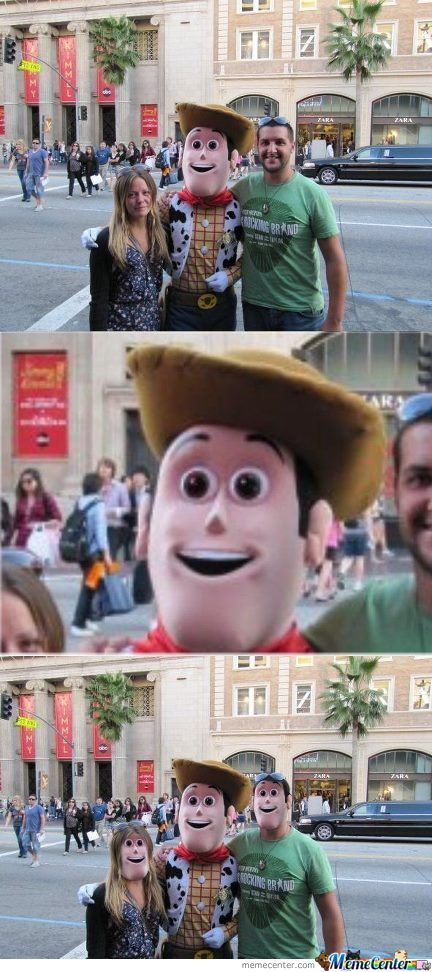 Woody Faceswap