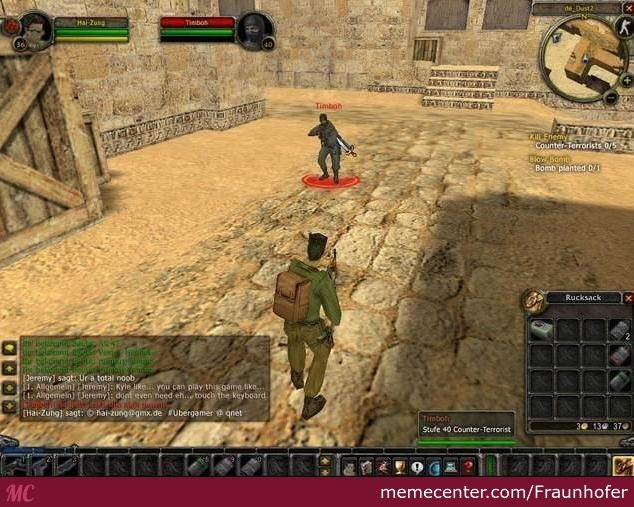 World Of Counter Strike