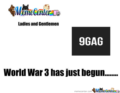 World War 3...... Not What I Expected