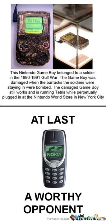 World War Nokia