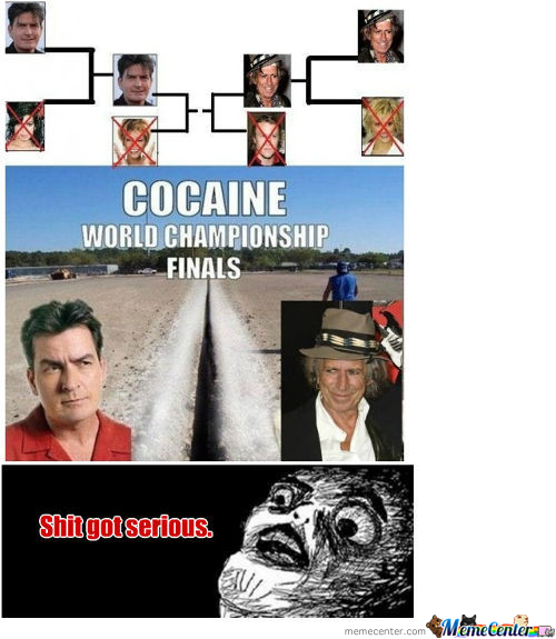 World Cocaine Tour Finals