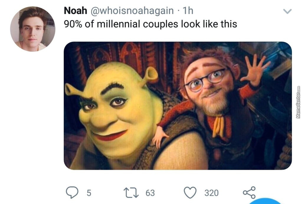 Would Rather Have Sexy Time With Shrek Rather Than A Feminist, At Least The Personality Would Be Fantastic