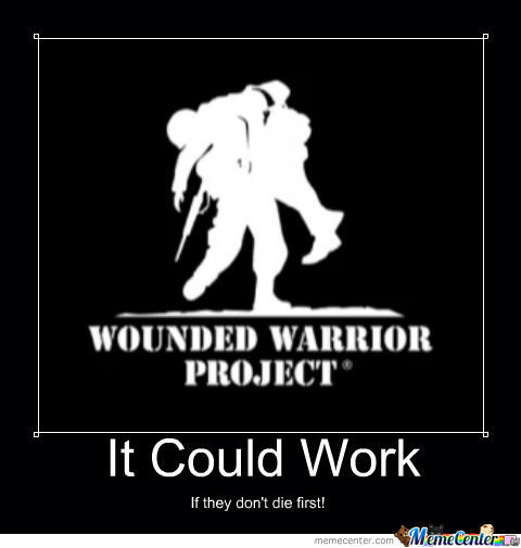 Wounded Warrior Fail