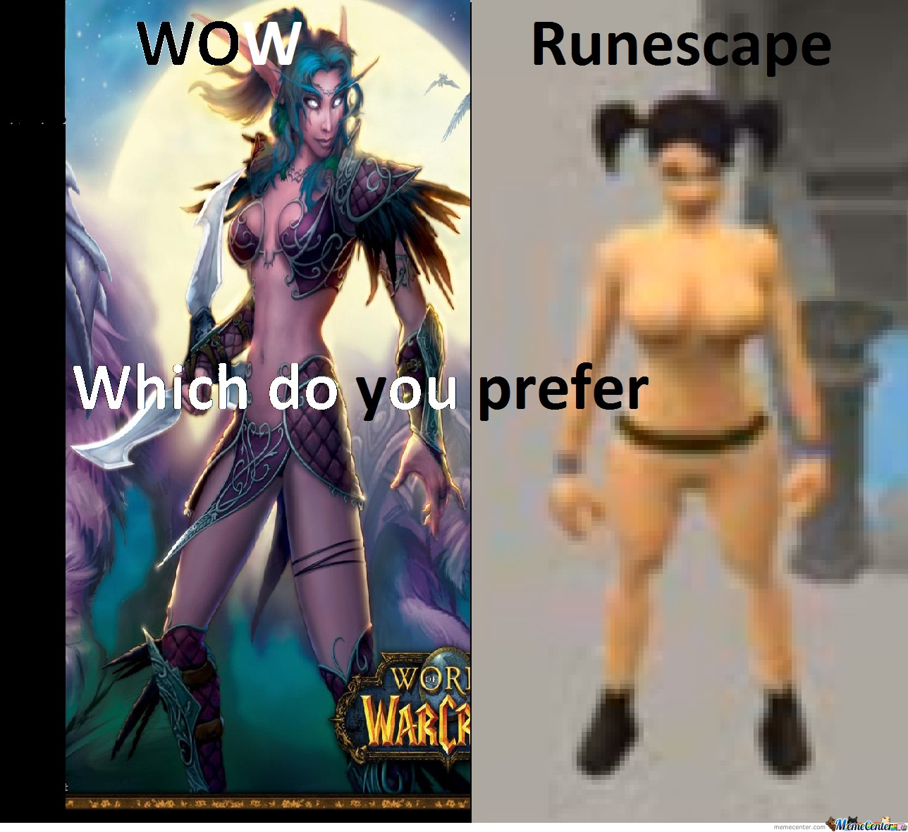 Wow Or Runescape