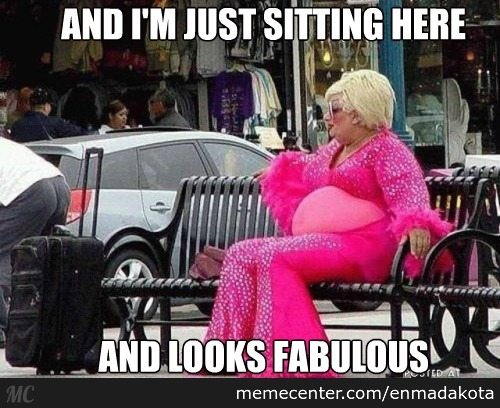 Wow, So Much Pink, So Fabulous