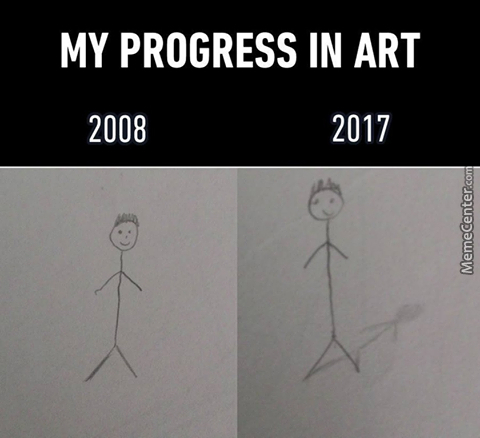 Wow ! What A Progress !!